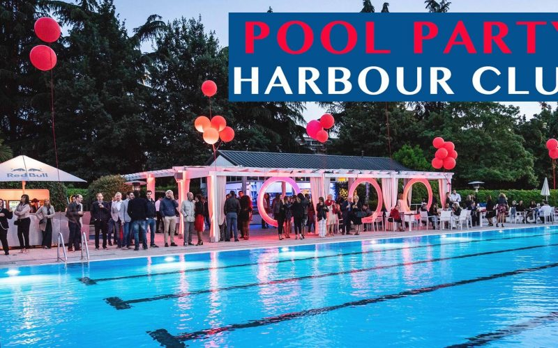 Pool Party  Harbour Club