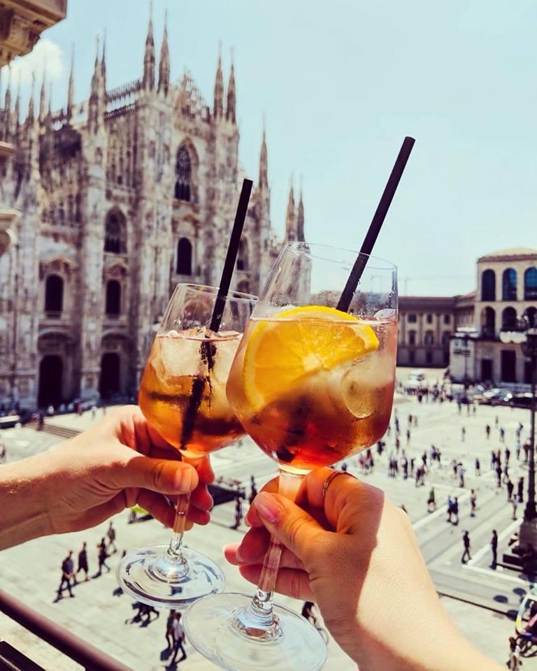 Foto: Sunday Rooftop Terrazza Duomo 21 Milano