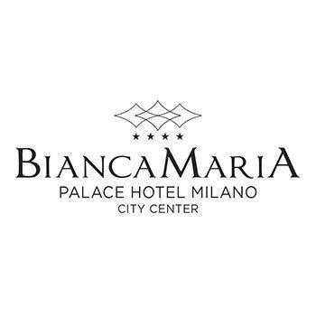 Logo: Bianca Maria Palace Hotel Milano