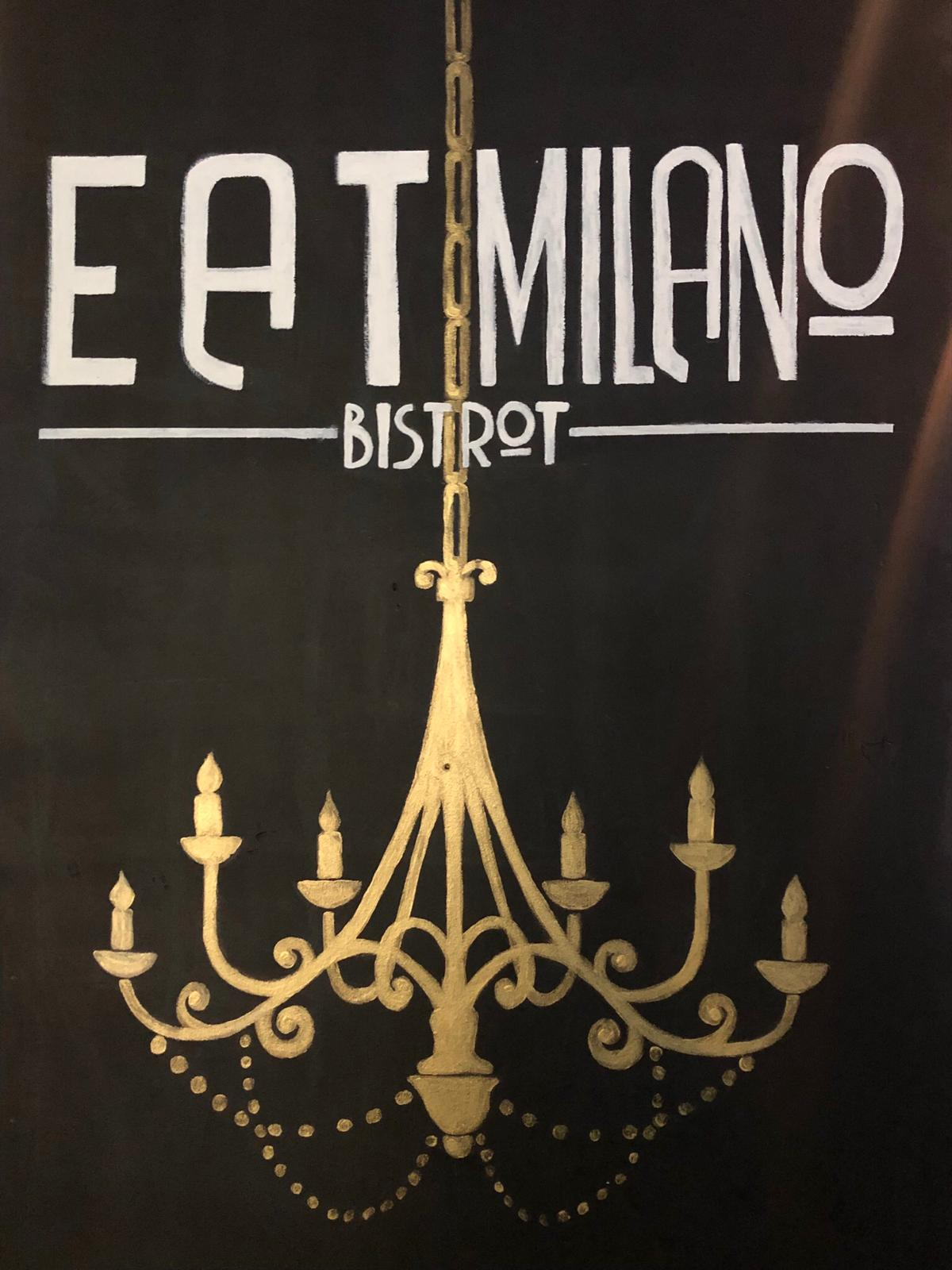 eat milano (E@T milano ) bistrot eat milano