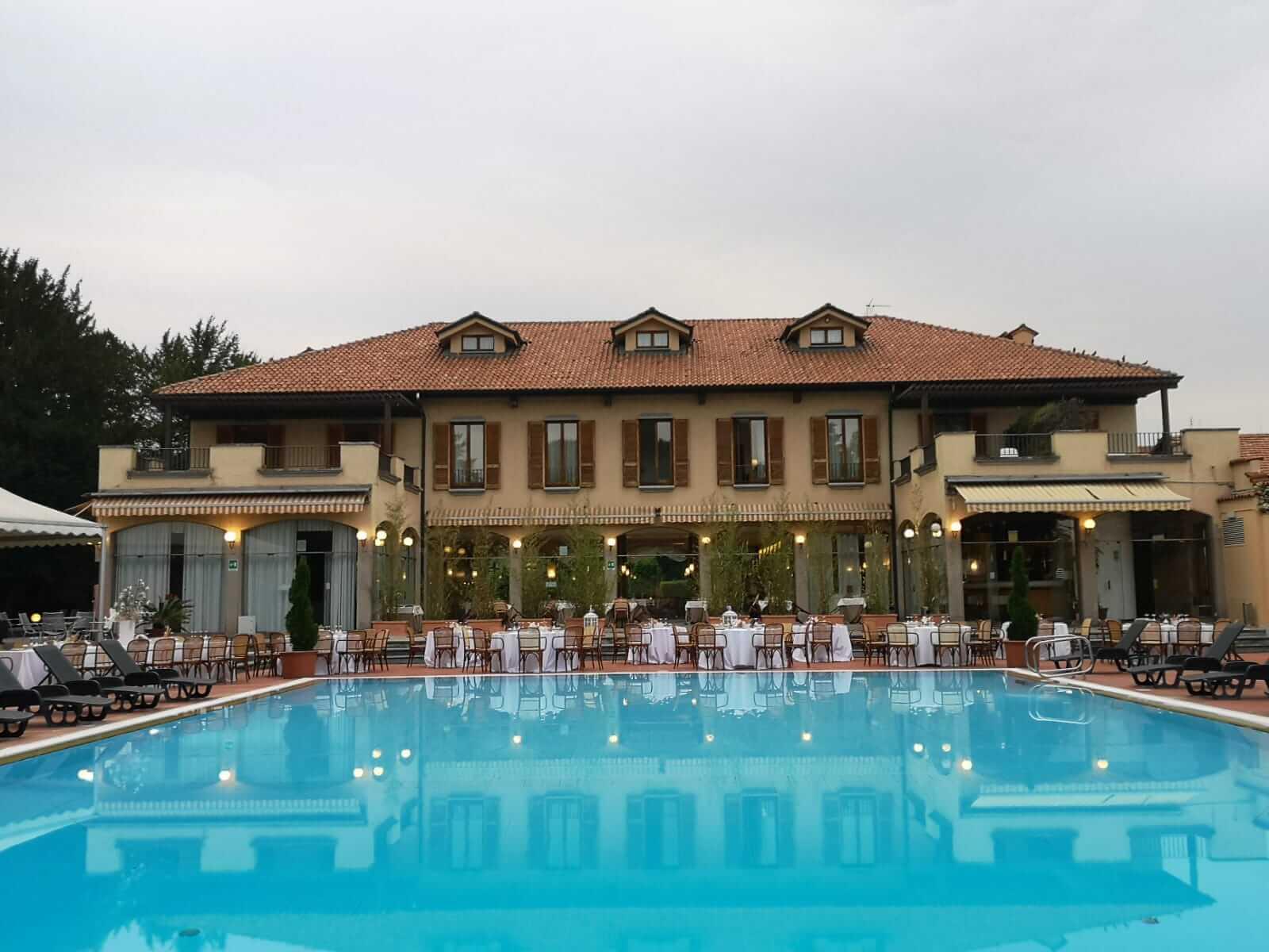 Logo: Villa dei giardini Nerviano