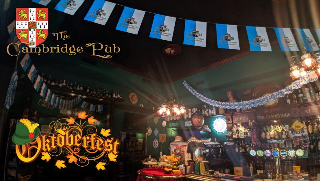 oktoberfest openbeer cambridge pub milano