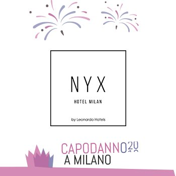 capodanno nyx hotel milano 2020