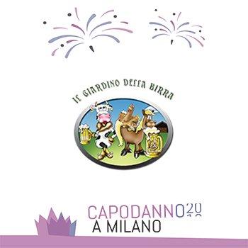Capodanno Giardino della Birra 2020