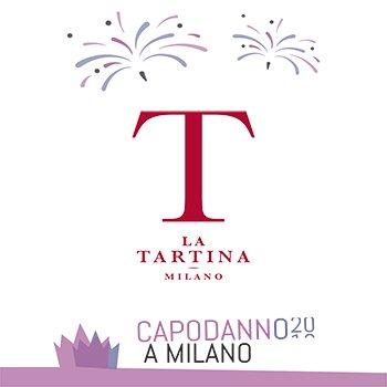 Capodanno La Tartina Milano 2020