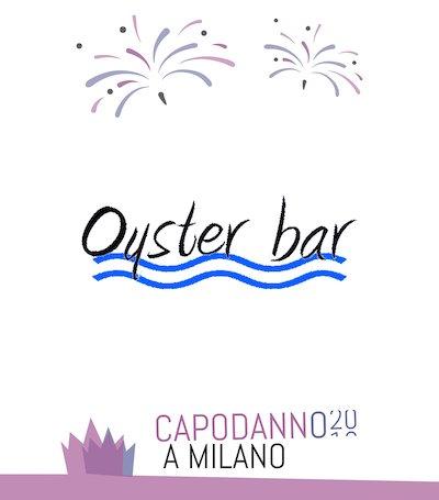 Capodanno Ostricheria Oyster Samba Milano 2020