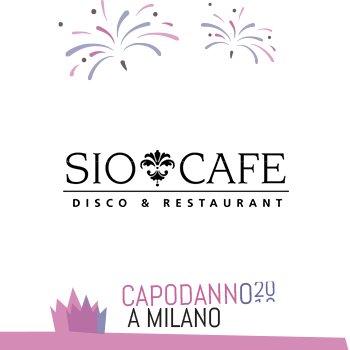 Capodanno Sio Cafè Milano Bicocca 2020